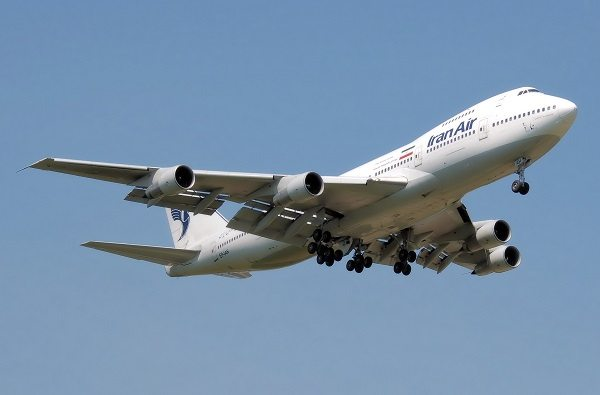 Iran Air 747 second pic