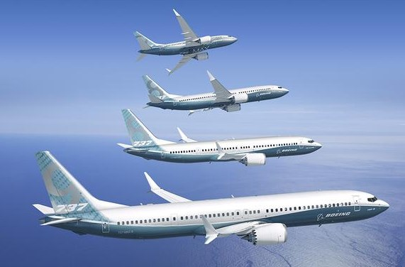 Boeing Airplanes