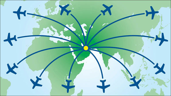 Persian Gulf Carriers