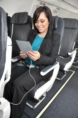 Alaska Airlines Cabin Upgrades