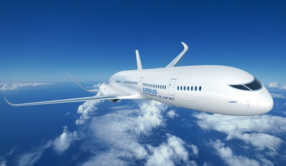 Airbus Hybrid Airplane