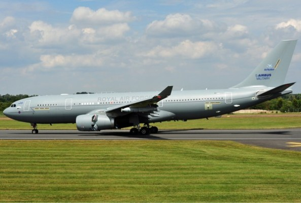 Royal Air Force Airbus A330