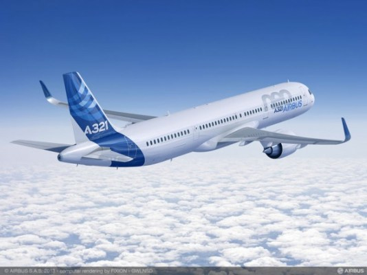 Airbus A321neo
