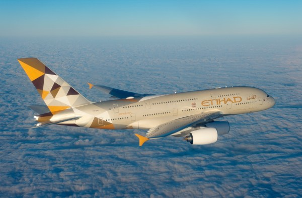 Etihad Airways to Launch Airbus A380 Flights to Paris, France