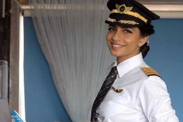 Captain Anny Divya - Joungest woman to fly Boeing 777
