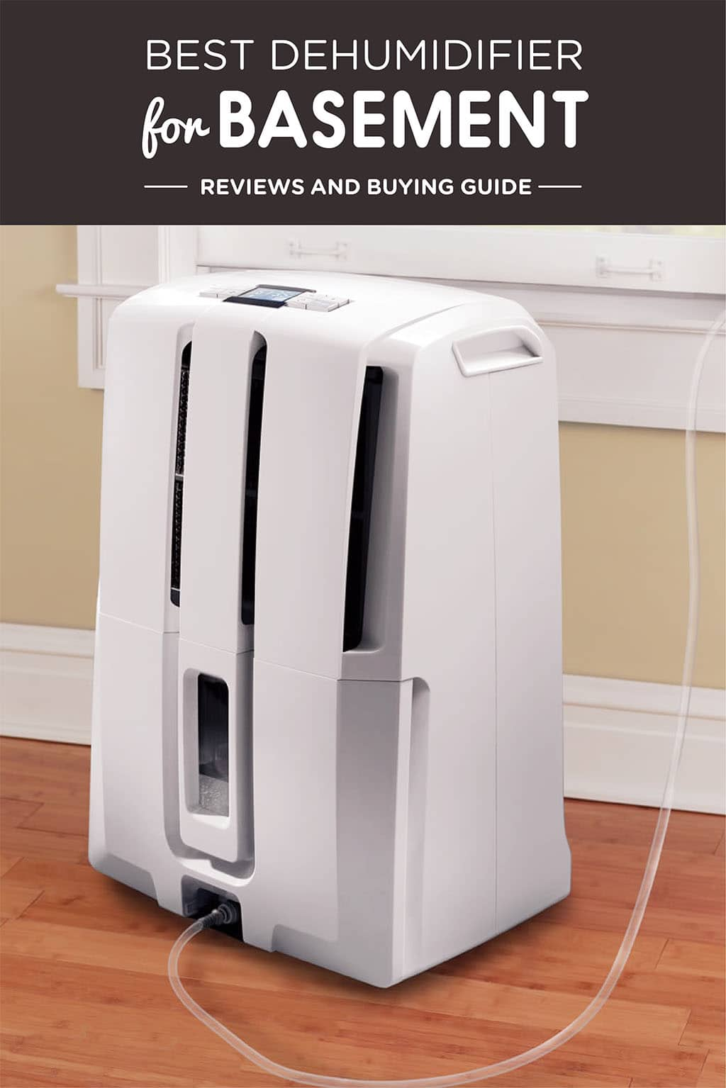 Best Dehumidifier for Basement  Reviews and Guide 2019