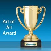 Airnergy Art of Air Award Verleihung 21.12.2020