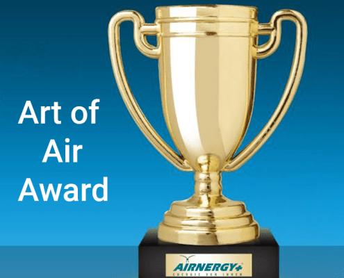 Airnergy Art of Air Award 21.12.2020