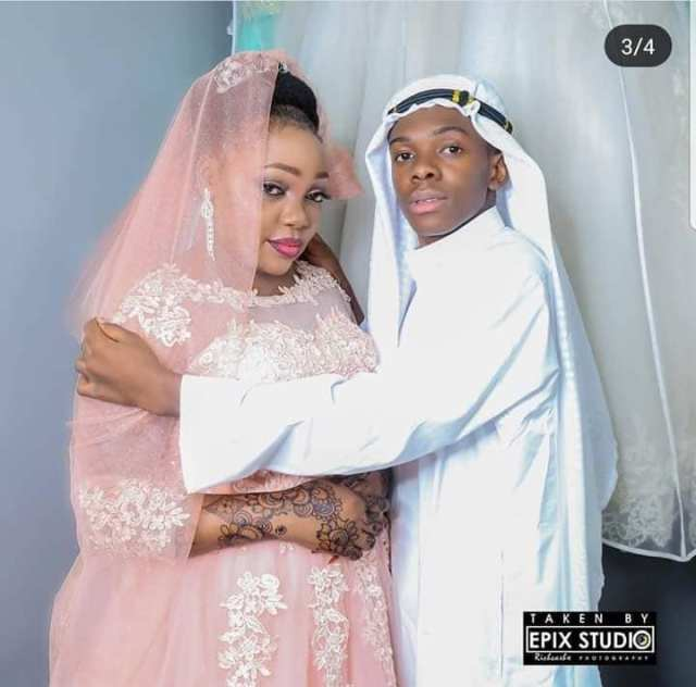 19-year-old boy marries 39-year old woman airnewsonline