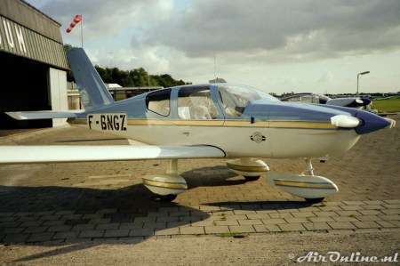 aug 1981 Hilversum F-BNGZ Socata TB-10 C/n 199, to become<br /> PH-AFM