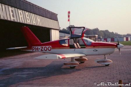 02/10/1982 Hilversum PH-ZOO SOCATA TB-10 Tobago c/n 200