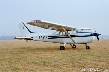 """10/03/1985 Hilversum """"I-ISKE"""" / PH-SKE Cessna 172P Skyhawk II"""