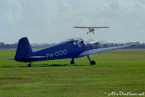 PH-OOO Bucker Bu181B-1 Bestmann