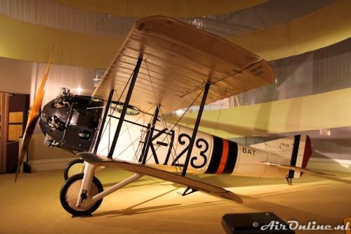 K-123 B.A.T. (Koolhoven) F.K.23 Bantam (1918)