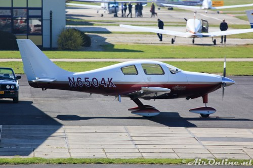 N6504K Lancair LC40-550FG Columbia 3