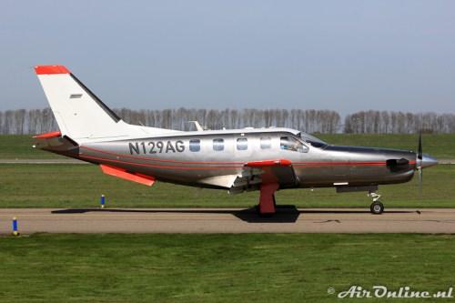 N129AG Socata TBM-700