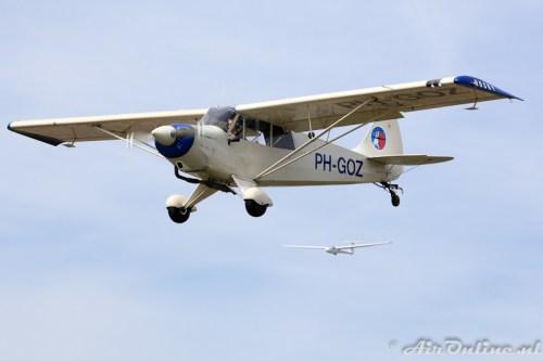 PH-GOZ Aviat A-1 Husky