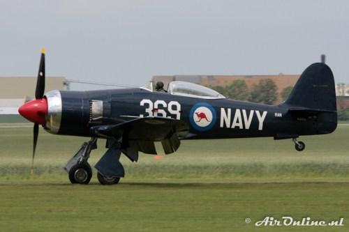 F-AZXL Hawker Sea Fury FB.11