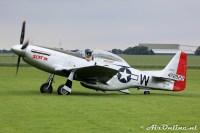 PH-VDF North American P-51D Mustang