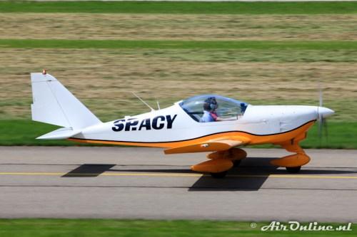 SP-ACY Aero AT-3-R100, Lelystad 26 juni 2011