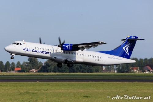 EI-SLJ ATR72-201 Air Contractors