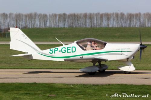 SP-GED Aero AT-3-R100