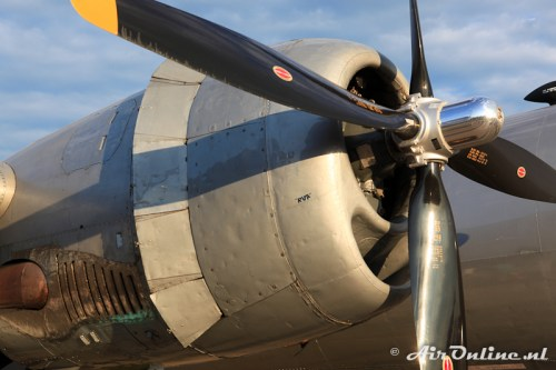 "NX529B Boeing B-29 Superfortress Fifi Engine ""Rita"""
