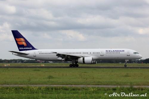 TF-LLX Boeing 757-256 Icelandair