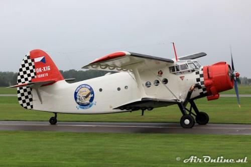 OK-XIG Antonov AN-2