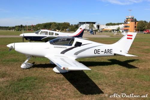OE-ARE Frauwallner/Aero Designs, Inc. Pulsar XP