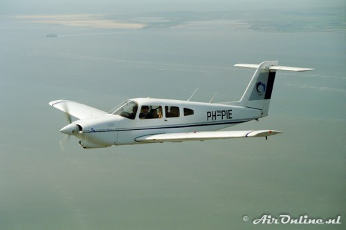 PH-PIE Piper PA-28RT-201T Turbo Arrow IV (Texel, 1997)