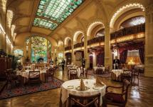 Restaurants St. Petersburg Russia