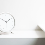 Spruce Up Your Spot With This Contemporary Table Clock Airows