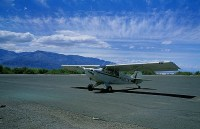 Airphoto - Aerial Photograph of Furnace Creek Airport ...