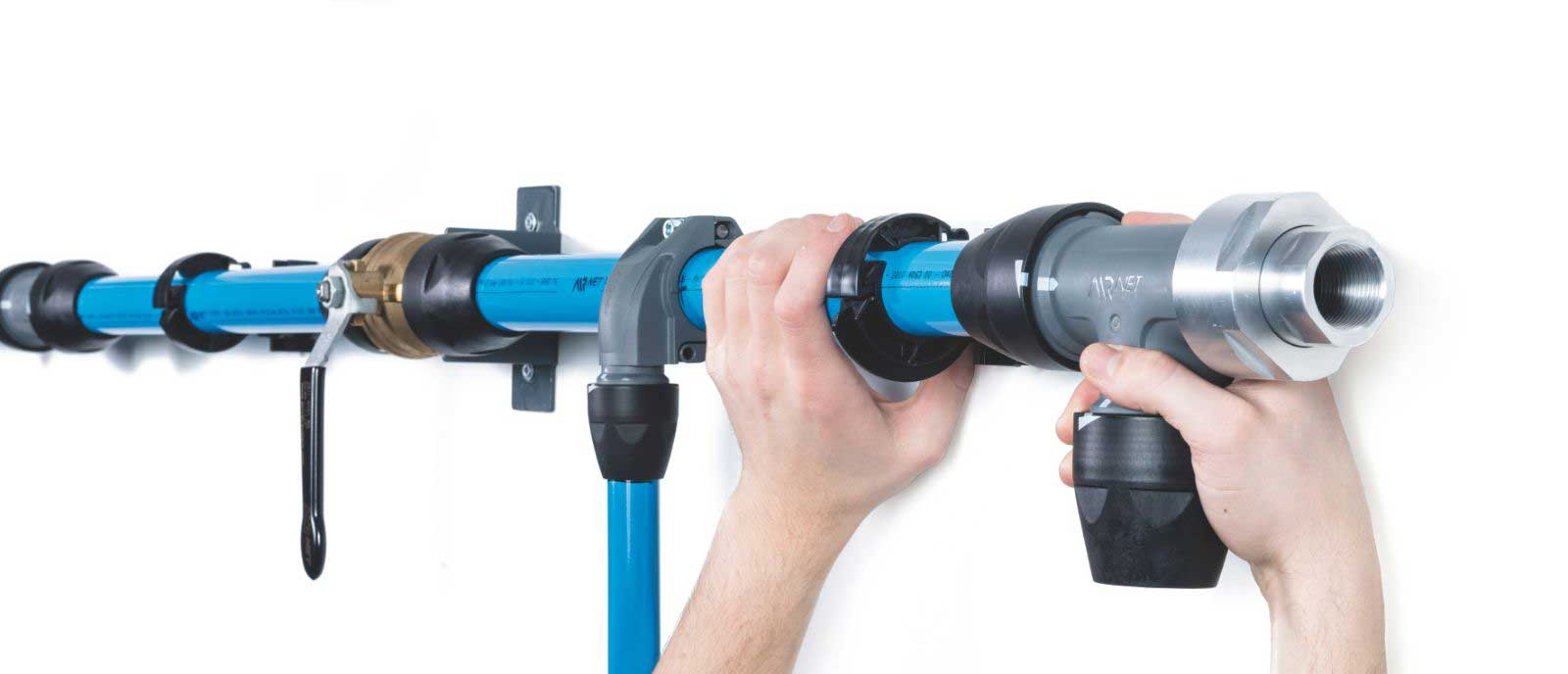 airnet installation instructions, compressed air system installation airnet videos
