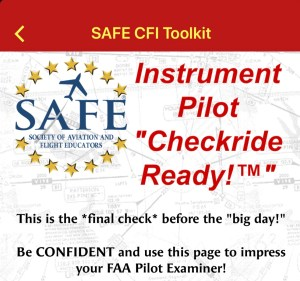 """avoid dpe hard stops on check rides 3 Airplane GEEK Avoid DPE """"Hard Stops"""" on Check-Rides!"""