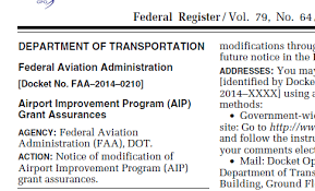 before you file a part 16 complaint against an aip airport sponsor make sure you try to settle Airplane GEEK Before You File A Part 16 Complaint Against An AIP Airport Sponsor, Make Sure You Try To Settle.