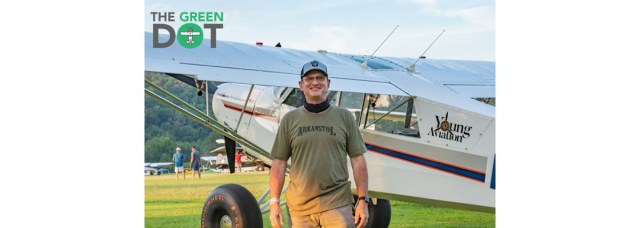 eaas the green dot arkanstol what it is and what you need to know Airplane GEEK EAA's The Green Dot — ArkanSTOL, What It Is and What You Need to Know