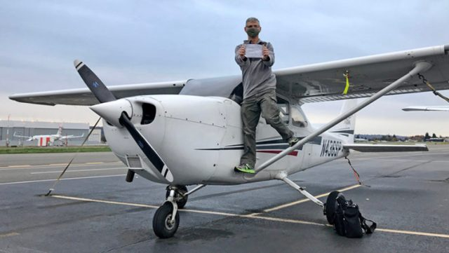 Success! I finally earned my private pilot certificate!