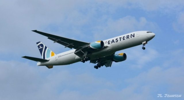 Eastern is back, again! And I hope to fly them.