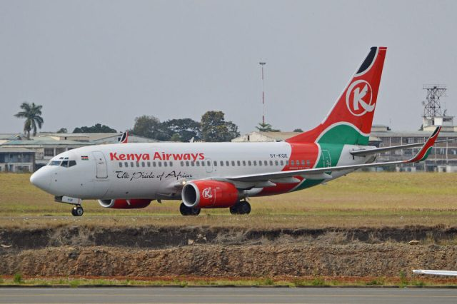 kenya airways partners with south africas airlink 3 Airplane GEEK Kenya Airways Partners With South Africa's Airlink