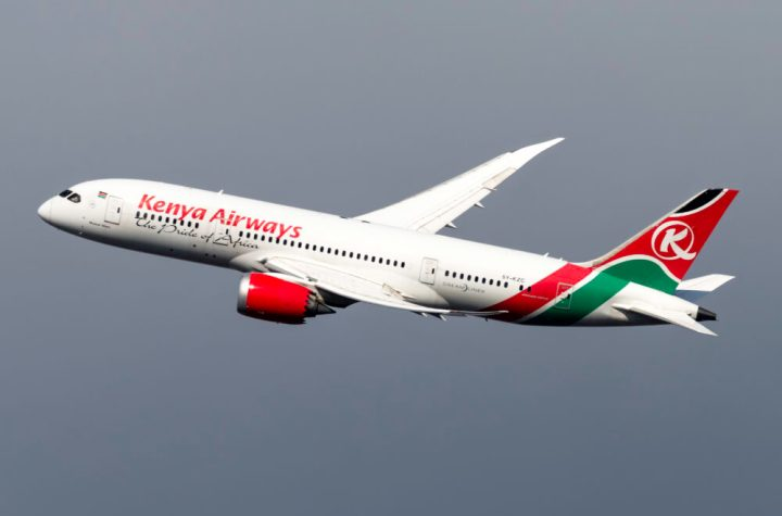 kenya airways partners with south africas airlink Airplane GEEK Kenya Airways Partners With South Africa's Airlink
