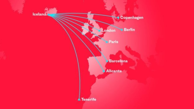 play announces 7 destinations in europe Airplane GEEK PLAY announces 7 destinations in Europe