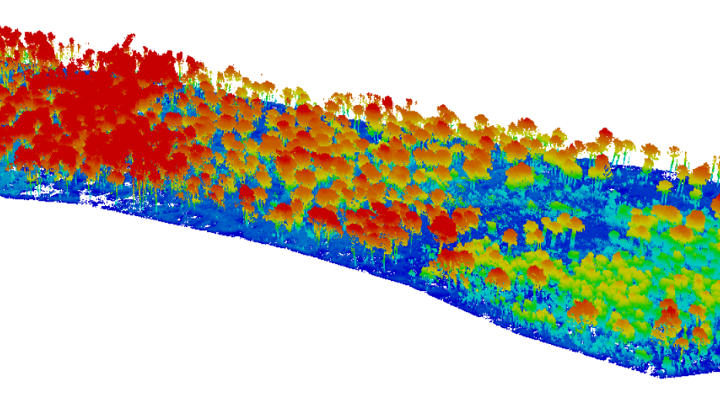 predicting fire risk and improving forest fire management with uav lidar Airplane GEEK Predicting fire risk and improving forest fire management with UAV LiDAR