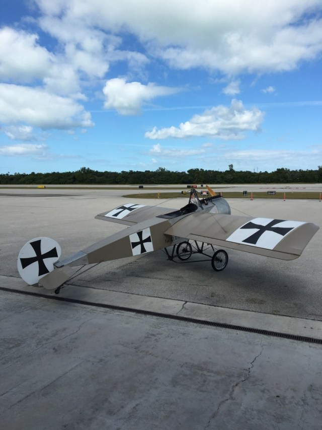 what our members are building restoring florida airdrome aeroplanes fokker e iii replica 2 Airplane GEEK What Our Members Are Building/Restoring — Florida Airdrome Aeroplanes Fokker E-III Replica