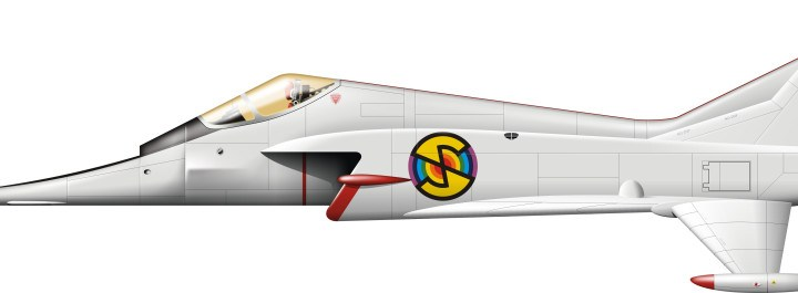 would the captain scarlet angel interceptor have worked in real life we ask an Airplane GEEK Would the Captain Scarlet Angel interceptor have worked in real life? We ask an expert