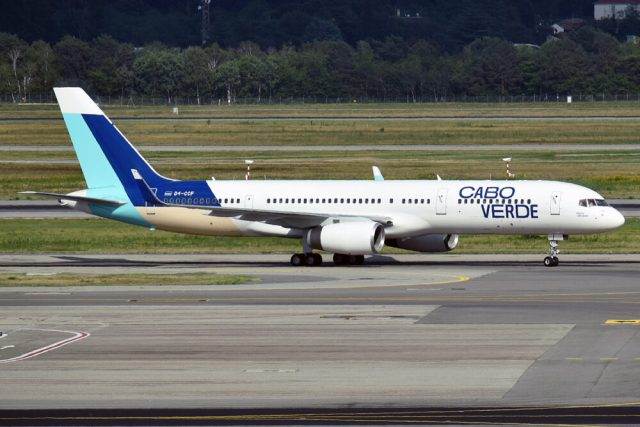 cabo verde airlines set to return to the skies this month 1 Airplane GEEK Cabo Verde Airlines Set To Return To The Skies This Month