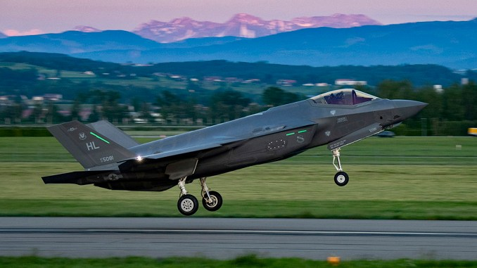 """citing insiders swiss public television says the f 35 has won the swiss air force fighter jet evaluation Airplane GEEK Citing """"Insiders"""" Swiss Public Television Says The F-35 Has Won The Swiss Air Force Fighter Jet Evaluation"""