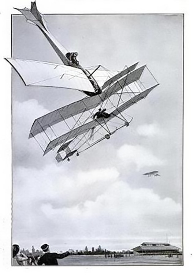 facts about midair collisions Airplane GEEK Facts About Midair Collisions