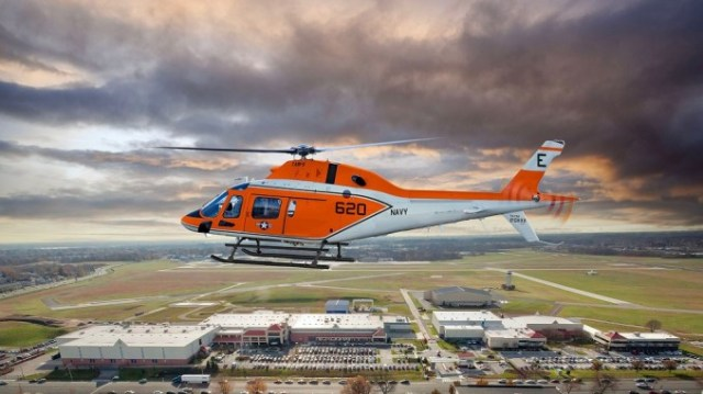 TH-73A delivery